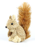 Decorative squirrel royalty free stock photos