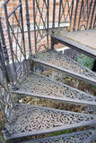 Decorative Stairs. Stock Images