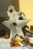 Decorative star Royalty Free Stock Image