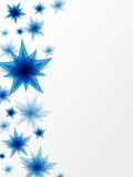 Decorative Stars Background Stock Photos