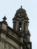 Decorative stone cupola on a building Royalty Free Stock Photo
