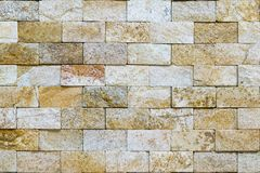 Decorative stone for decoration of the fireplace. Background royalty free stock photo