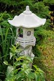 Decorative stone pagoda Royalty Free Stock Photo