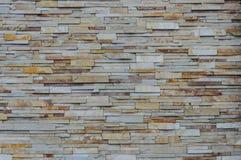 Decorative stone wall background Stock Image