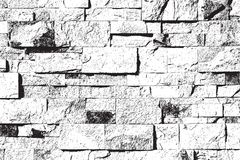 Decorative Stone Wall Stock Photos