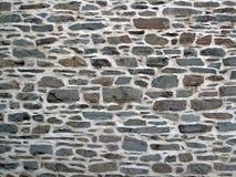Decorative  Stone Wall. Royalty Free Stock Photo