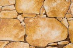 Decorative stone wallpaper royalty free stock image