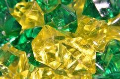Decorative stones Stock Photos