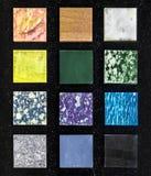 Decorative stones Stock Photography
