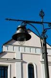 Decorative street lantern Royalty Free Stock Photos