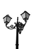 Decorative street light Stock Photography