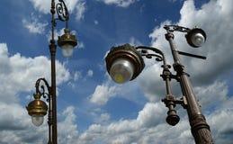 Decorative Street Light Royalty Free Stock Image