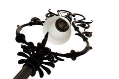 Decorative streetlamp Royalty Free Stock Photo