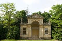 Decorative summerhouse or pavilion Stock Photography