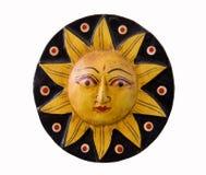 Decorative Sun Stock Photo