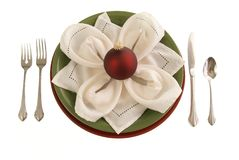 Decorative Table Stock Photography