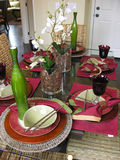 Decorative Table Setting Stock Images