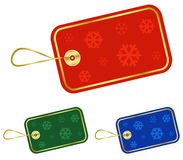 Decorative Tags royalty free illustration