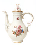 Decorative tea pot Stock Photo