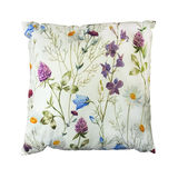 Decorative throw pillow Royalty Free Stock Images