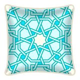 Decorative throw pillow Stock Photos