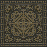 Decorative tile generated texture Stock Images