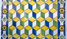 Decorative Tiles (Azulejos) Royalty Free Stock Photography