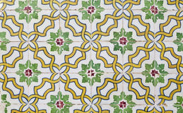Decorative Tiles (Azulejos) Stock Images