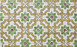 Decorative Tiles (Azulejos) Stock Images
