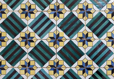 Decorative Tiles (Azulejos) Royalty Free Stock Photos