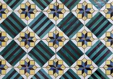 Decorative Tiles (Azulejos) Royalty Free Stock Photos