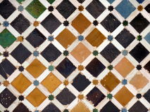 Decorative tiles in Spain Stock Photography