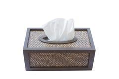 Decorative Tissue Box Royalty Free Stock Photography