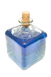 Decorative traditional bottle with water Stock Photos