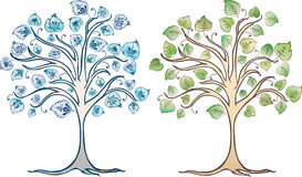 Free Decorative Trees Stock Photography - 44148882