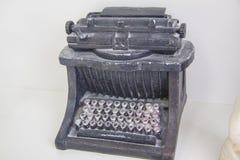 Decorative typewriter Royalty Free Stock Photography