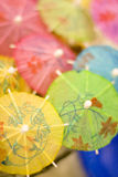 Decorative Umbrellas Royalty Free Stock Images