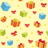 Decorative vector background for holiday Royalty Free Stock Image