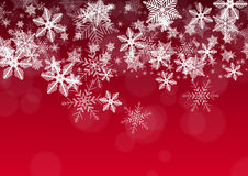 Decorative Vector Holiday Background Royalty Free Stock Image
