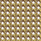 Decorative vector multicolour background - abstract pattern Stock Photography