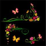 Decorative vector ornament Stock Photo