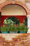 Decorative vintage architecture. Stock Images