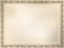 Decorative vintage background Royalty Free Stock Photos