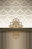 Decorative vintage background. royalty free stock photo