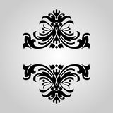 Decorative Vintage Banner Royalty Free Stock Image