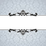 Decorative vintage frame Royalty Free Stock Images