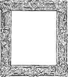 Decorative vintage frame Stock Photo