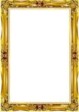 Decorative vintage frames and borders set,photo frame with corner line. Corner silhouette, wood frame design is patterned Thai style stock illustration
