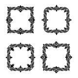 Decorative vintage frames Royalty Free Stock Image