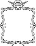 Decorative Vintage Ornate Frame. Royalty Free Stock Photography